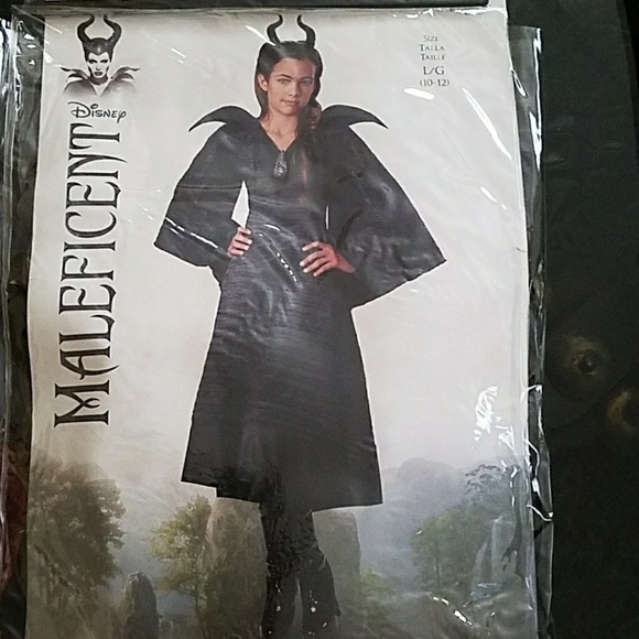 Maleficent Girl S Costume
